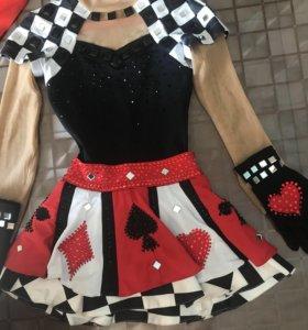 Платье для выступлений Фигурное катание