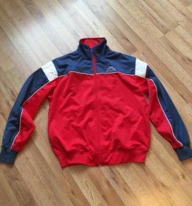 Kappa original новая куртка кофта жилетка nike