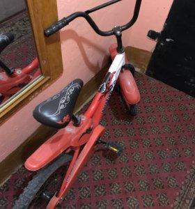 Велосипед (обмен на ps4 диски)
