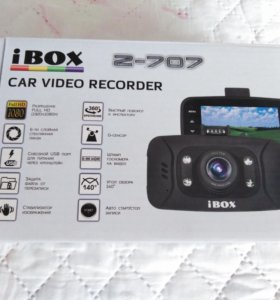 Видиорегестратор I-Box 2-707