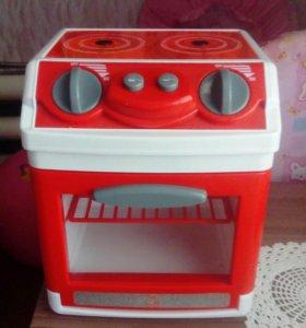 Детская электронная плита