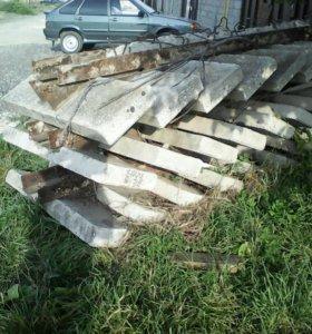 Лестницы из мраморной крошки