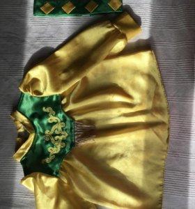 Национальная якутская блуза