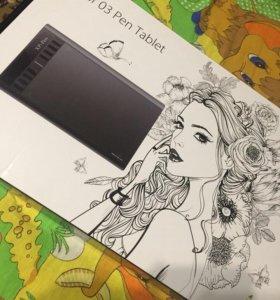 Графический планшет (XP-PEN) Star 03 Pen