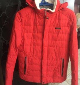 Куртка демисезонная 44-46