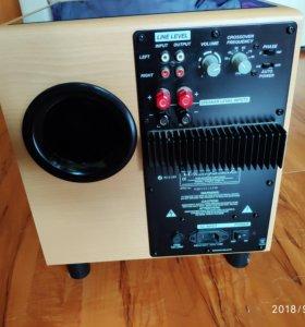 Сабвуфер wharfdale powerCube 8+