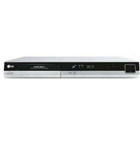 DVD-плеер LG DRK-789 (рекордер, караоке)