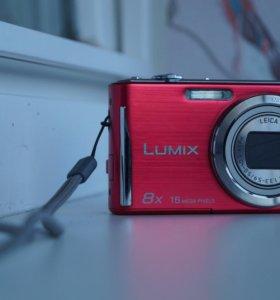Компактный цифровой фотоаппарат lumix fs37