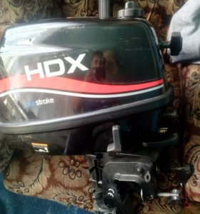 Мотор HDX - 5 BMS