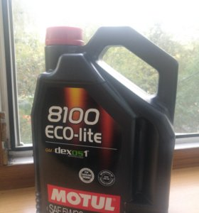 Моторное масло 8100 ECO-Lite