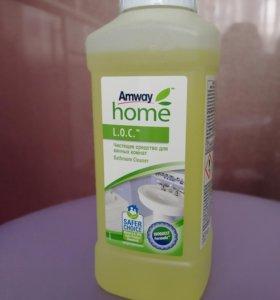 Чистящее средство для ванных комнат L.O.C Amway