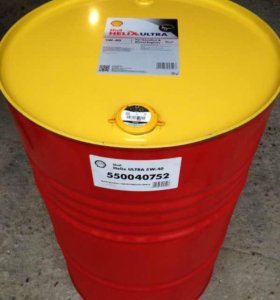 масло Shell Rimula R5E 10W40 (209л)