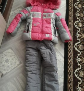 Зимний костюм на возрост 5-6 лет