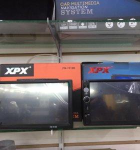 2 din магнитола XPX