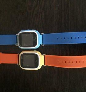 Детские часы/телефон и GPS трекер Smart Baby Watch