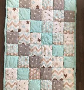 Детское стеганое одеяло