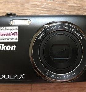Продам фотоаппарат Nikon