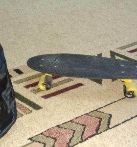 Продам скейт Ridex