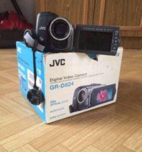 Jvc Gr-d824