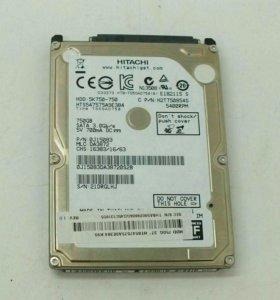 Жесткий диск 2,5 (для ноутбука) 750Gb