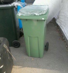 Баки мусорные