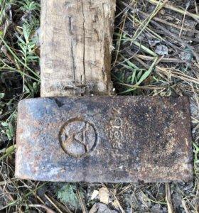 Колун для рубки дров