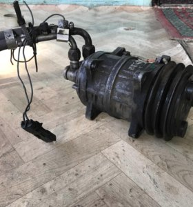 Реф компрессор МТ-16 24V