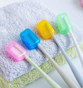Защитный колпачок для зубной щетки