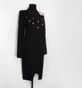 Новое брендовое платье с этикеткой осень/зима