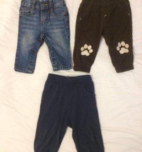 Детские джинсы, брюки