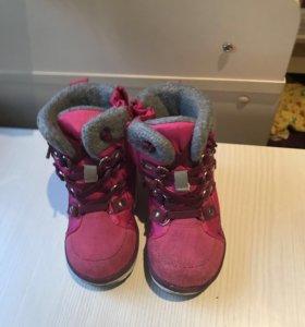 Зимние детские ботинки Рейма