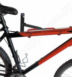 Велосипед -хранение на литых дисках
