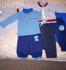 Одежда на мальчика 80 размер