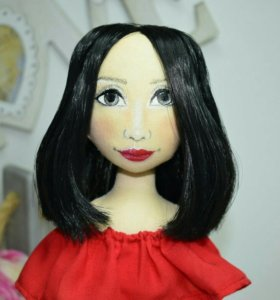 Куклы с лёгким портретным сходством