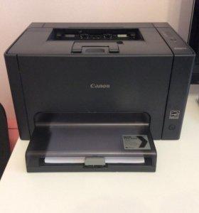 Лазерный цветной принтер Canon I-sensys LBP-7018C