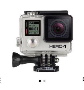 Экшн-камера GoPro Hero 4black