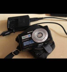 Продай фотоаппарат Sony cyber-shot
