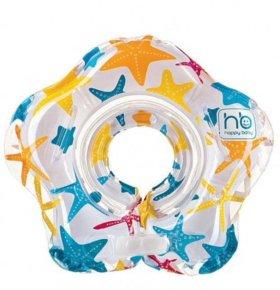 Музыкальный круг на шею для купания малышей от 3х