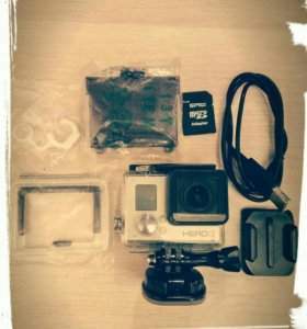 Камера GoPro Hero 3