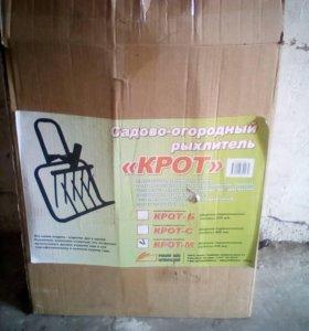 "Садовая лопата ""Крот"""