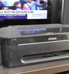 Цветной Принтер EPSON L100