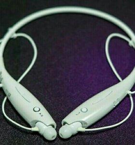 Новые Bluetooth наушники