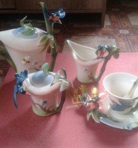 Чайный сервиз на 4 персоны