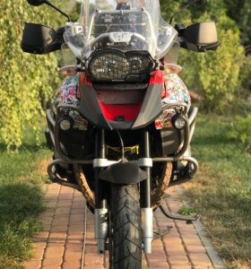 BMW R1200GS Adventure 2012г