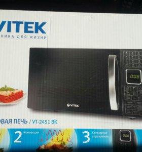 Микроволновая печь Vitek VT 2451 BK