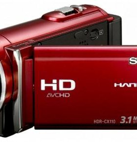 Видеокамера Sony HDR-CX110E HD