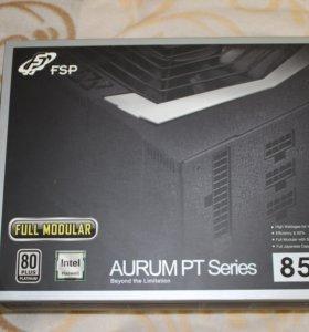 Платиновый блок питания FSP aurum 850W