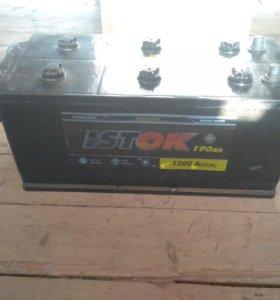 Аккумулятор ISTOK 190