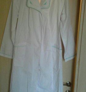 Медицинский халат новый