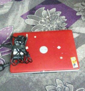 Dell ноутбук на запчасти